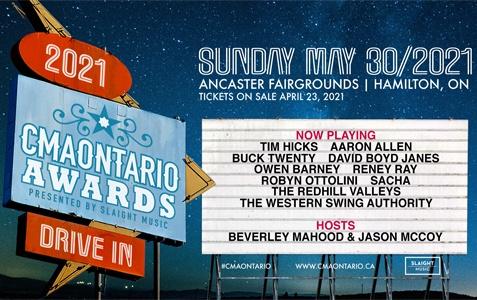 CMAOntario Festival & Awards '21