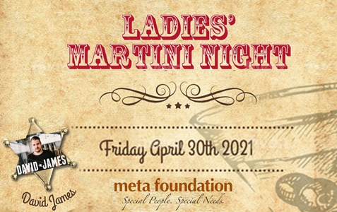 2021 LADIES' MARTINI NIGHT