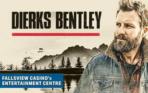 Dierks Bentley [POSTPONED...