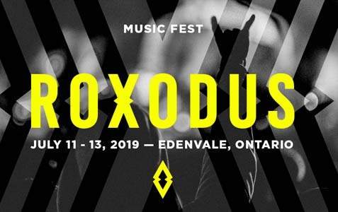 Roxodus Music Festival - CANCELLED