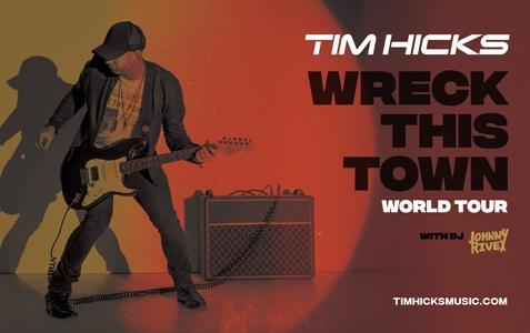 Tim Hicks [POSTPONED]