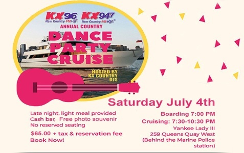 KX Country Dance Party Cruise [POSTPONED]